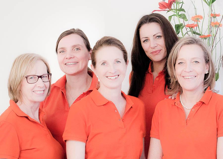 Zahnarzt Schwabing München Team Dr. Julia Erasmus