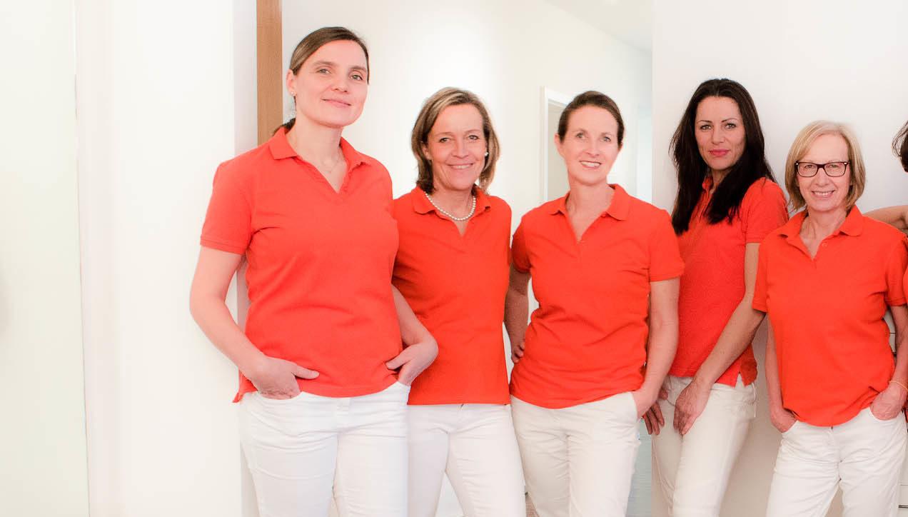 Zahnarzt Schwabing München | Dr. Julia Erasmus Team